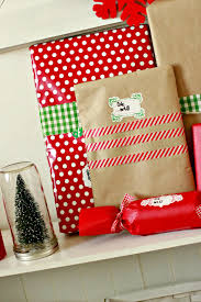 country christmas wrapping paper larissa another day country christmas gift wrapping