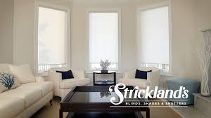 strickland u0027s blinds shades u0026 shutters youtube