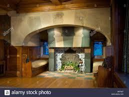 chambre des arts et m騁iers cheminée dans blackwell arts et métiers chambre donnant sur le