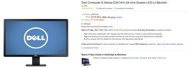 amazon black friday deals monitors monitor u2013 9to5toys