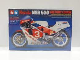 honda nsr 1 12 honda nsr 500 factory color