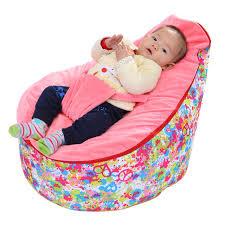 chaise pour bébé confortable chaise bébé enfants siège bébé bean bag chaises pour
