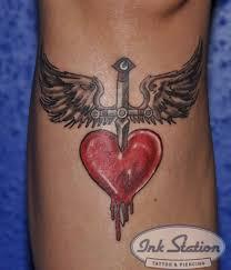 bon jovi logo tattoo farbig ink station