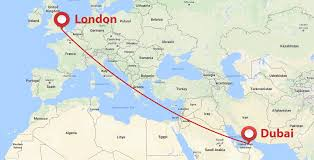 Dubai India Map by Private Jet From London To Dubai Privatefly