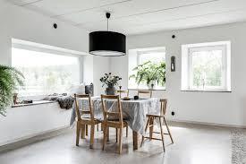 an unconventional swedish home mademoiselle a minimalist