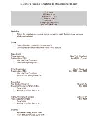 Resume Elegant Resume Templates by Free Resume Templates For Word The Grid System