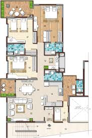 Icon Floor Plan by Overview The Icon At Thanisandra Main Road G Corp Developers