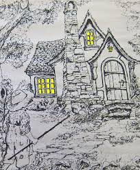 carmel by the sea fairy tale cottages of hugh comstock names