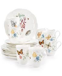 Macys China Cabinet Dinnerware Sets U0026 Fine China Wedding Gifts