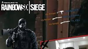 rainbow six siege ranked disputada c triple kill youtube