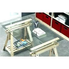 plateau verre bureau bureau dessus verre bureau plateau bureau plateau verre trempe