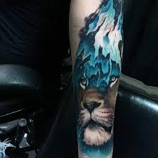 100 tattoos for cool living creature design ideas