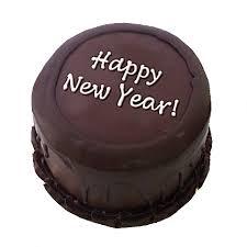 new year chocolate happy new year chocolate cake 1kg gift happy new year chocolate