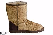 womens ugg boots uk size 9 ugg australia womens calf hair boots 9 ebay