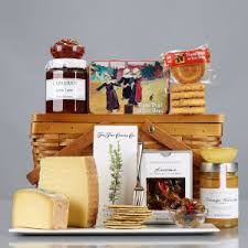 dean and deluca gift basket take a picnic nyc s best pre made gourmet baskets cbs new york