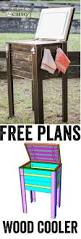 Diy Patio Furniture Plans 106 Best Diy Outdoor Furniture Images On Pinterest Outdoor Ideas