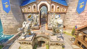 World Map Game Overwatch U0027s Blizzard World Map Has An Official Launch Date