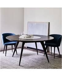 west elm round dining table amazing deal on west elm turner lazy susan dining table round into