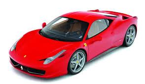 Ferrari 458 Italia - ferrari 458 italia 2009 scale model cars