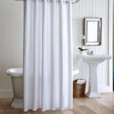 White Shower Curtains Vienna Matelassé Shower Curtain Peacock Alley