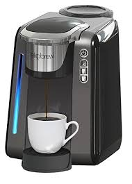 Amazon Single Cup Coffee Maker for K Cups By Ekobrew Reusable
