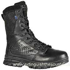 s boot newest canada 5 11 s evo 8 desert side zip and tactical boot