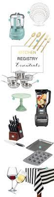 tools to register for wedding the essential wedding registry list for your kitchen essentials