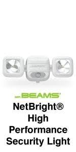 mr beams security lights mr beams mbn3000 netbright 500 lumen high performance wireless