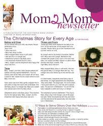 8 best mops newsletter images on pinterest newsletter ideas