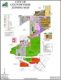 westfield mall map city zoning map the city of countryside illinois