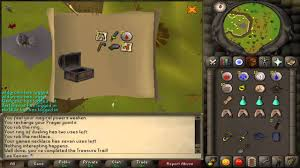 2007 Runescape Map Clue Scroll Maps 2007 Dew Point Map