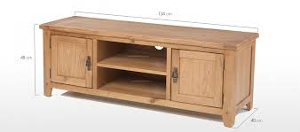 Dark Oak Furniture Rustic Oak Plasma Tv Stand Quercus Living