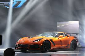 corvette supercharged zr1 with 755 hp chevy s 2019 zr1 is the most powerful corvette built