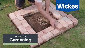How To Build Your Own Firepit How To Build A Pit With Wickes