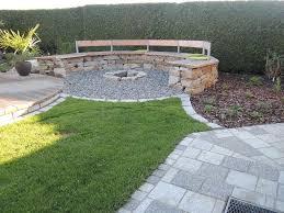 Wasserwand Selber Bauen Garten Feuerstelle Im Garten Anlegen Loveer Garten