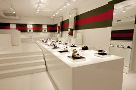 gucci store interior hugo hase loves fashion flash sneaker store