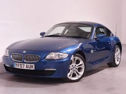 used bmw z4 coupe cars for sale with pistonheads