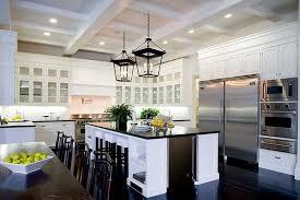 kitchen exotic black and white kitchen cabinets black countertops