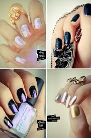beauty ideas unique bridal nail styles 2