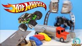 monster truck videos for monster truck videos for kids wheels monster jam truck toys
