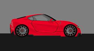 toyota supra drawing car drawing toyota supra youtube