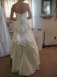 Wedding Dress Bustle Do It Yourself Wedding Dress Bustle Mother Of The Bride Dresses