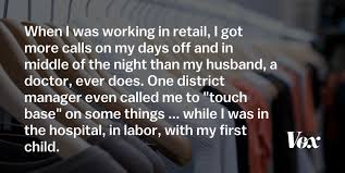 i spent 7 years working in retail i ll never complain about a