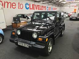 cars jeep wrangler jeep wrangler hardtop 4 0 sahara 2d 96 for sale parkers