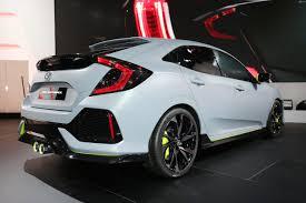 honda civic 2016 si 2018 honda civic type r si hatchback price specs sedan