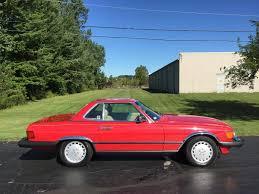1989 mercedes benz 560sl 560sl for sale 1876996 hemmings motor