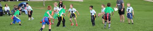 Youth Flag Football Practice Youth Flag Football