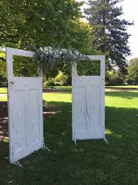 wedding arches for hire hire rustic wedding doors wedding hire melbourne events