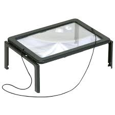 hands free lighted magnifier lighted stand page magnifier hands free magnifiers bernell corporation