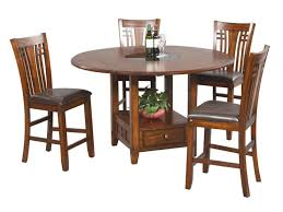 winners only dining room 42 inches mission tall square table to 60